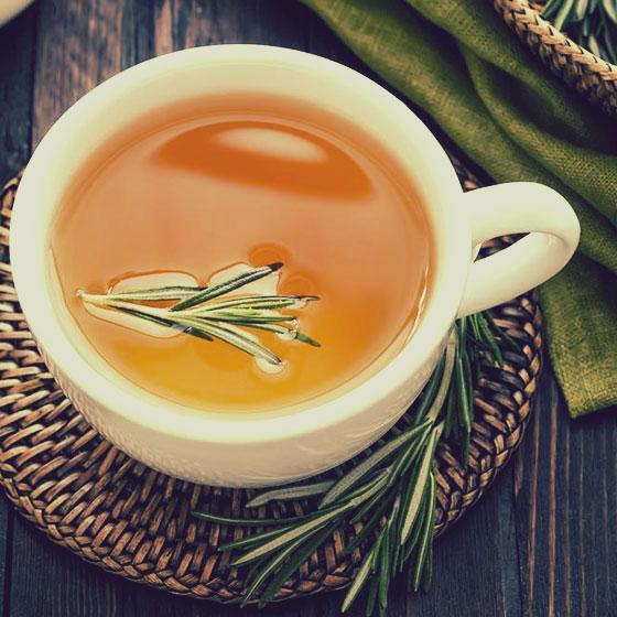 The & Herbal teas